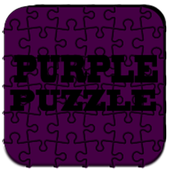 Purple Puzzle Icon Pack icon