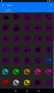 Purple Puzzle Icon Pack screenshot 19