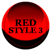 Red Icon Pack Style 3 v3.0 Free icon
