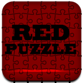 Red Puzzle Icon Pack icon
