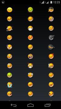 Smiley (Emoticon) apk screenshot