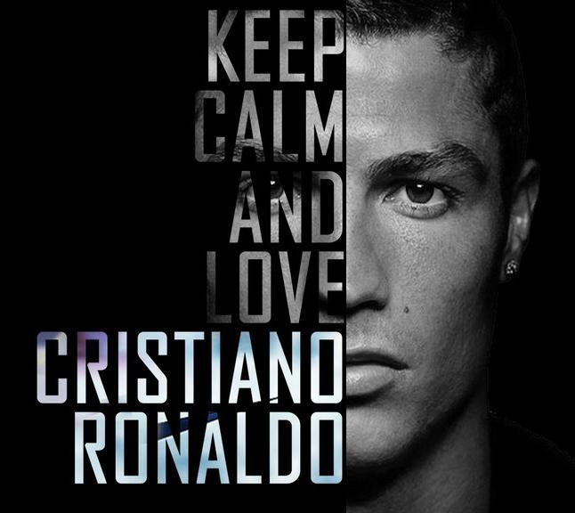 Ronaldo Wallpaper Black Edition Für Android Apk