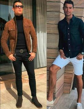 Ronaldo fashion style screenshot 2