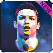 Ronaldo Live Wallpapers icon