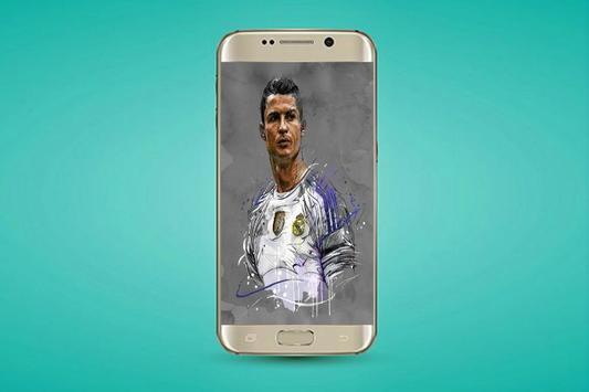 Ronaldo Live Wallpapers screenshot 1