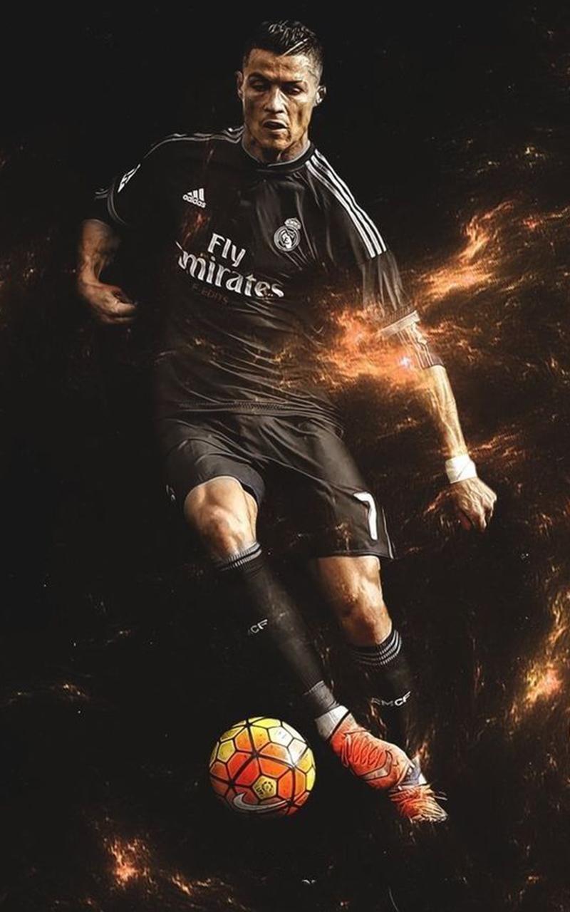 Ronaldo Lock Screen Wallpaper For Android Apk Download