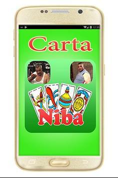 Hez 2 Niba carta poster