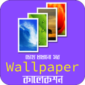 Wallpapers and Backgrounds Downloader ওয়ালপেপার icon