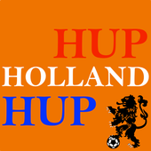 Hup Holland Hup - WK 2014 icon