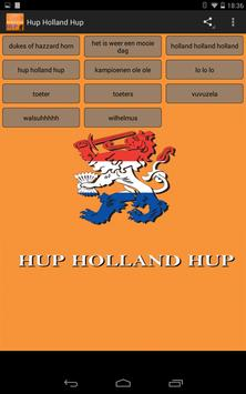 Hup Holland Hup - WK 2014 apk screenshot