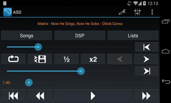 Amazing Slow Downer Lite screenshot 3