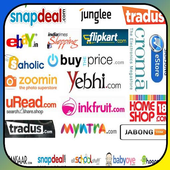 All in one Online Shopping India apps icon