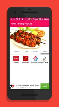 All in one Online Shopping India apps screenshot 1