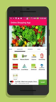 All in one Online Shopping India apps screenshot 4