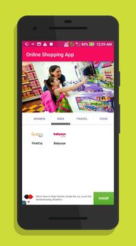 All in one Online Shopping India apps screenshot 9