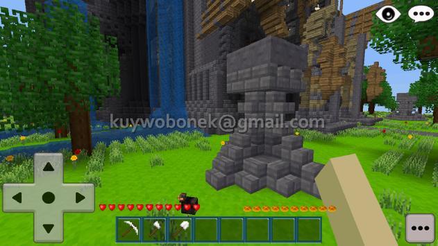 Castle Medieval Build Craft poster