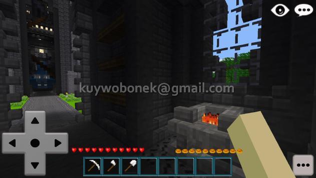 Castle Medieval Build Craft apk screenshot