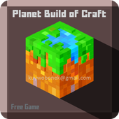 Planet Build of Craft icon