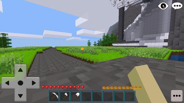 Planet Build of Craft apk screenshot