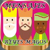 Imágenes De Reyes Magos Frases icon