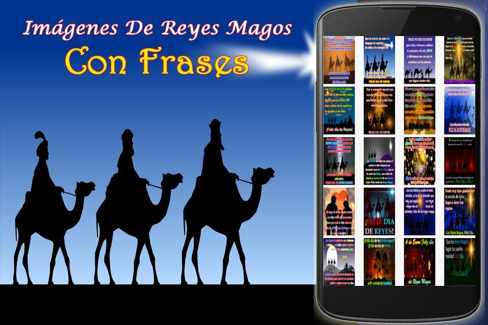 Imágenes De Reyes Magos Frases для андроид скачать Apk