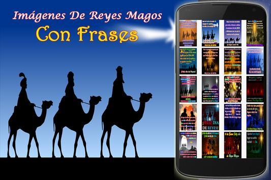 Imágenes De Reyes Magos Frases poster