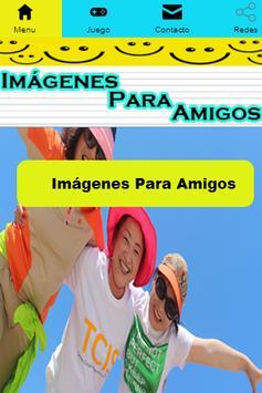 Imagenes Para Amigos poster