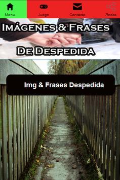 Frases De Despedida poster