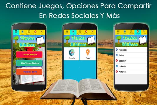 Textos Biblicos screenshot 2