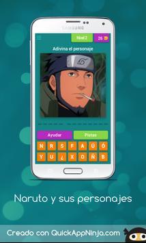 Naruto y sus personajes screenshot 2