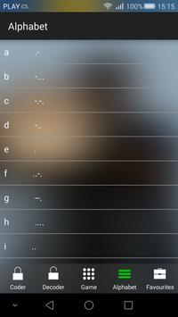 Learn Morse Code Transmitter🆘 apk screenshot