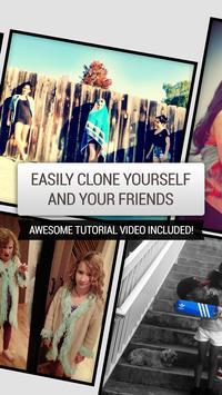 Split Pic 2.0 - Clone Yourself apk screenshot