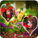 गुलाब फोटो फ्रेम APK