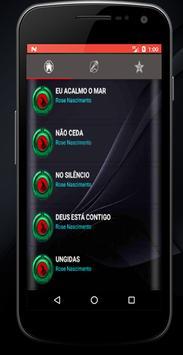 Rose Nascimento Gospel Musica e Letras screenshot 2