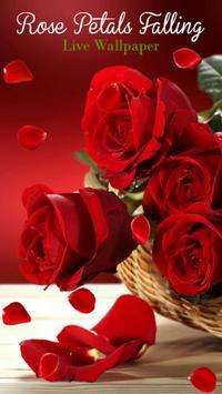 Rose Live Wallpaper 3D Poster