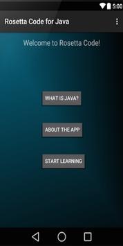 Rosetta Code poster