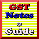 GST notes & Guides icon