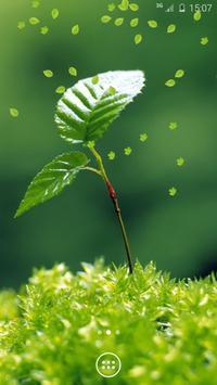 Spring Green Live Wallpaper apk screenshot