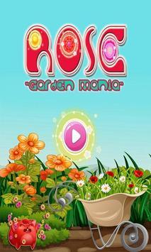 ROSE GARDEN MANIA poster