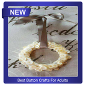 Best Button Crafts For Adults icon