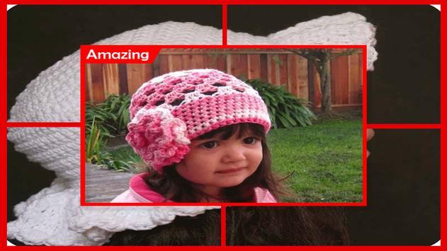 Best Crochet Baby Hat Free Pattern screenshot 4