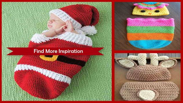 Best Crochet Baby Hat Free Pattern screenshot 1