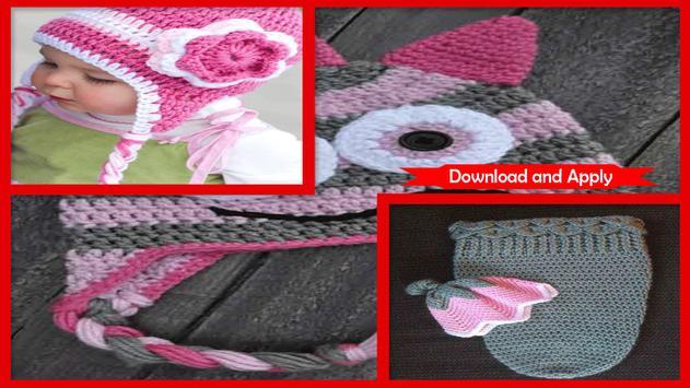 Best Crochet Baby Hat Free Pattern screenshot 2