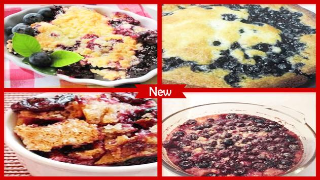 Blueberry Crepe Recipes poster