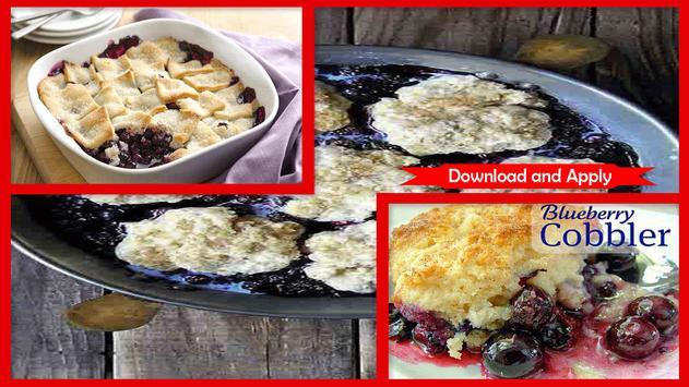 Blueberry Crepe Recipes screenshot 2