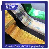 Creative Beauty DIY Holographic Projects icon