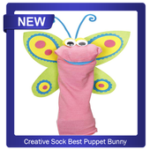 Creative Sock Best Puppet Bunny icon