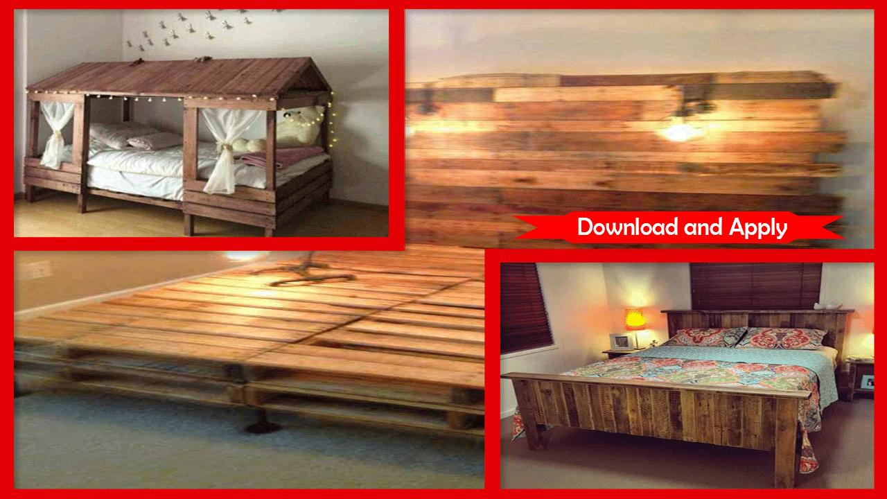 Creative Pallet Bed With Lights For Android Apk Download