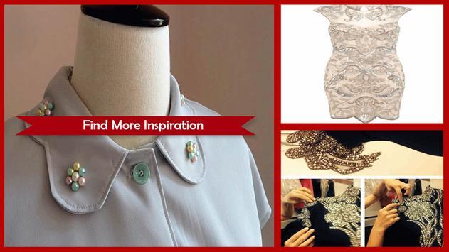 How To Embellish A Dress With Creative Beads screenshot 1