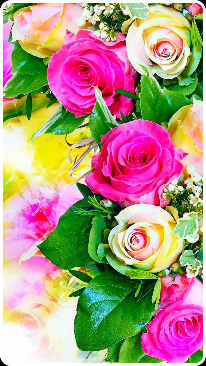 Hd Wedding Flowers Wallpapers For Love For Android Apk